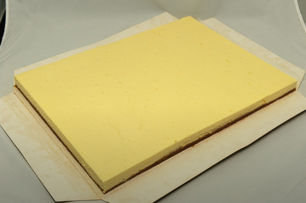 TC-001 Plain Cheesecake