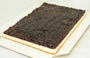 TC-002 Blueberry Cheesecake 藍莓芝士蛋糕