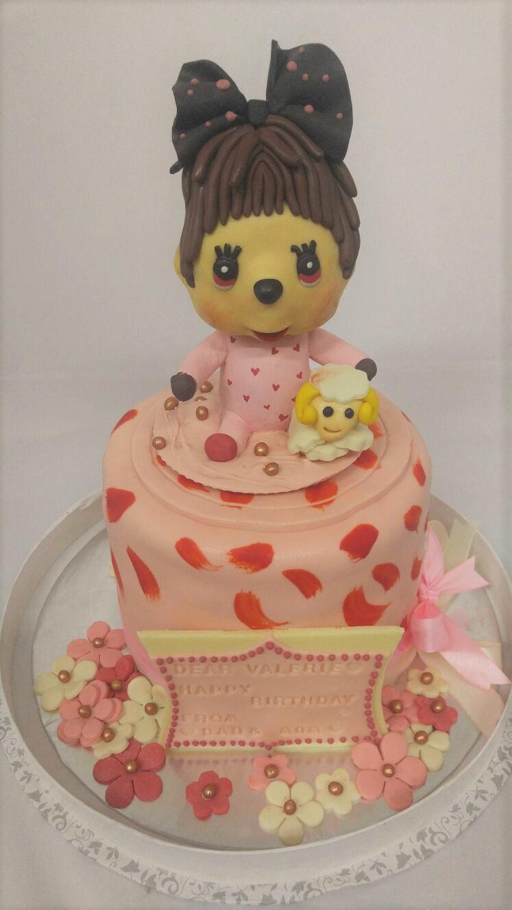 Cake_Monchichi